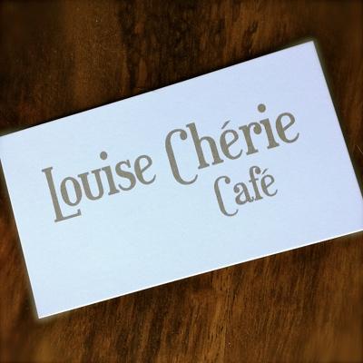 Louise Chérie Café