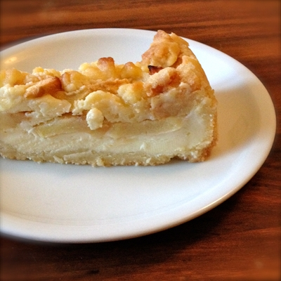 Apfel-Quark-Streuselkuchen