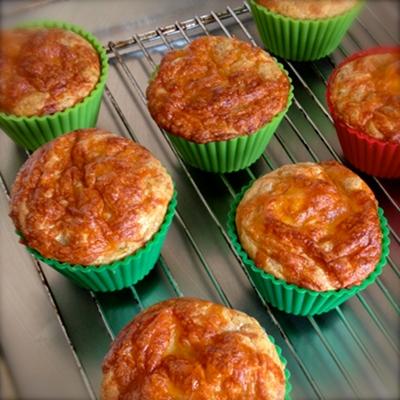 Baharat-Käse-Muffins