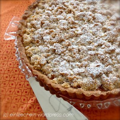 Marmeladen-Mandelstreusel-Kuchen