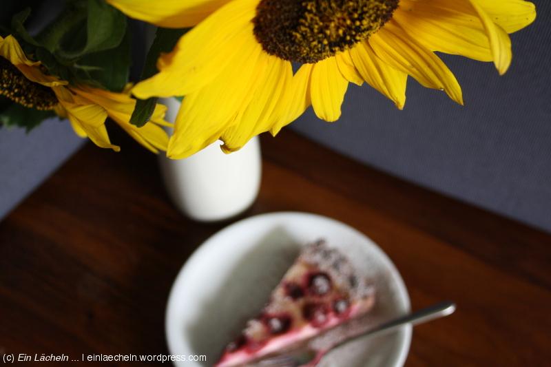 Kirsch-Schokoladen-Tarte