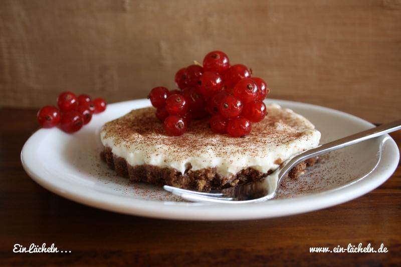 Ein Lächeln ... Limetten-Cheesecake-Törtchen